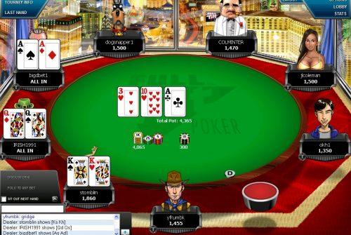 Review of Full Tilt Poker